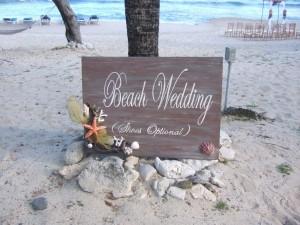 Beach weddings in Portugal