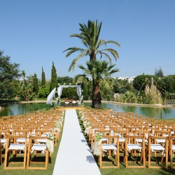 Lucy Fox conducts personalised weddings in Algarve Portugal