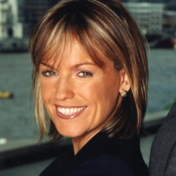 Lucy Alexander Lonoen Tonight ITV