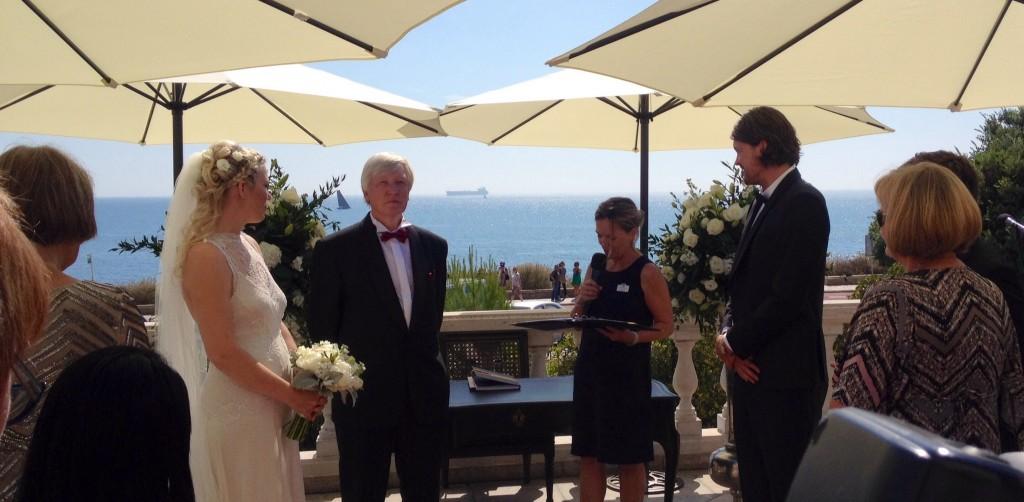 Delightful Norwegian wedding